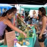 Liz and Rick's Produce Stall