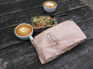 cofee and ruapuke