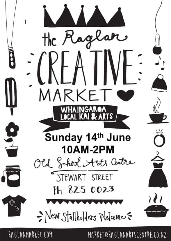 Next Creative Market Sunday June 14 10am-2pm