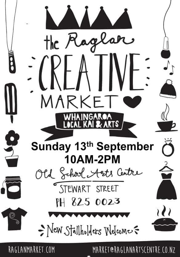 Next Sunday Creative Market Sunday September 13